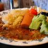 本石亭 - 料理写真:キーマカレー