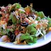 DREADFUL - 料理写真:コブサラダは このボリュームでこの値段!