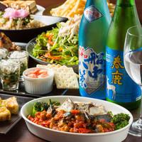 ◆旬の食材を使用した宴会コース◆