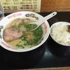 ラーメン金星 - 料理写真:⚫︎らーめん=500円 ⚫︎めし 小=100円