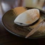 中村軒 - 麦代餅(290円)