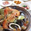 ヴィラモウラ - 料理写真:魚介たっぷり カタプラーナコース お一人様¥3800