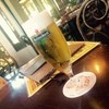 venus cafe - ドリンク写真:ビール飲んでひと休みだ!