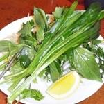 サイゴン - 牛肉フォーの生野菜