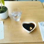 神奈川近代文学館 - コーヒーゼリー