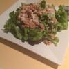 ニシキ ダイニング - 料理写真:たっぷりツナサラダ!本当に多い