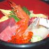よしへい - 料理写真:ミニ海鮮チラシ