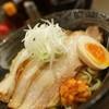 梅光軒 - 料理写真:2015夏の麺(和風にぼとん冷やしつけ麺