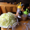 とんかつ専門店とん - 料理写真:キャベ千