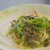カフェ オリーブ - 料理写真:スパゲッティー サルサ・ヴェルデ