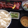 焼肉じゅじゅ - 料理写真:レディースランチ 980円 バニラアイス、ドリンク付き