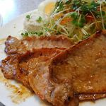 リンド - 料理写真:豚生姜焼き