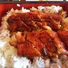 レストラン海洋 - 料理写真:鰻重特上アップ