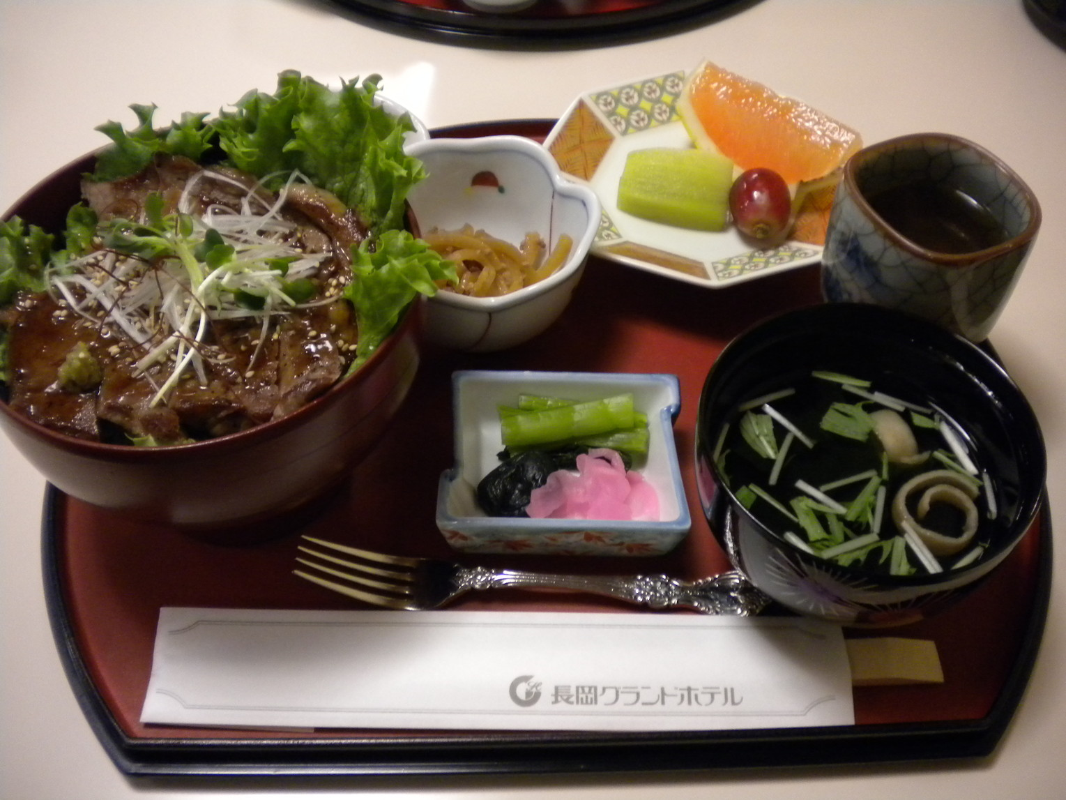 日本料理 南天
