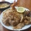 大金 - 料理写真:すごいボリューム、「盛り合わせ定食(1000円)」♪