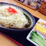 華丸ラーメン - 料理写真:冷やし中華