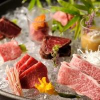 ◆『THE雪月花』は生食認定取得料理店。「刺」&「寿司」。