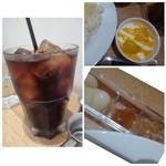 24/7 cafe apartment  - *アイスコーヒーは薄めです デザートも普通。