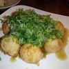 蛸家 - 料理写真:柚子胡椒風味のねぎぶっかけ