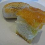 ラ・フェット ひらまつ - ランチ パン