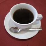 赤坂スペインクラブ アラ - ランチ:コーヒー