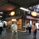 焼肉 白雲台 - 近鉄鶴橋駅前徒歩3秒