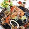 ヴィラモウラ - 料理写真:ヴィラモウラ名物の「魚介のカタプラーナ」