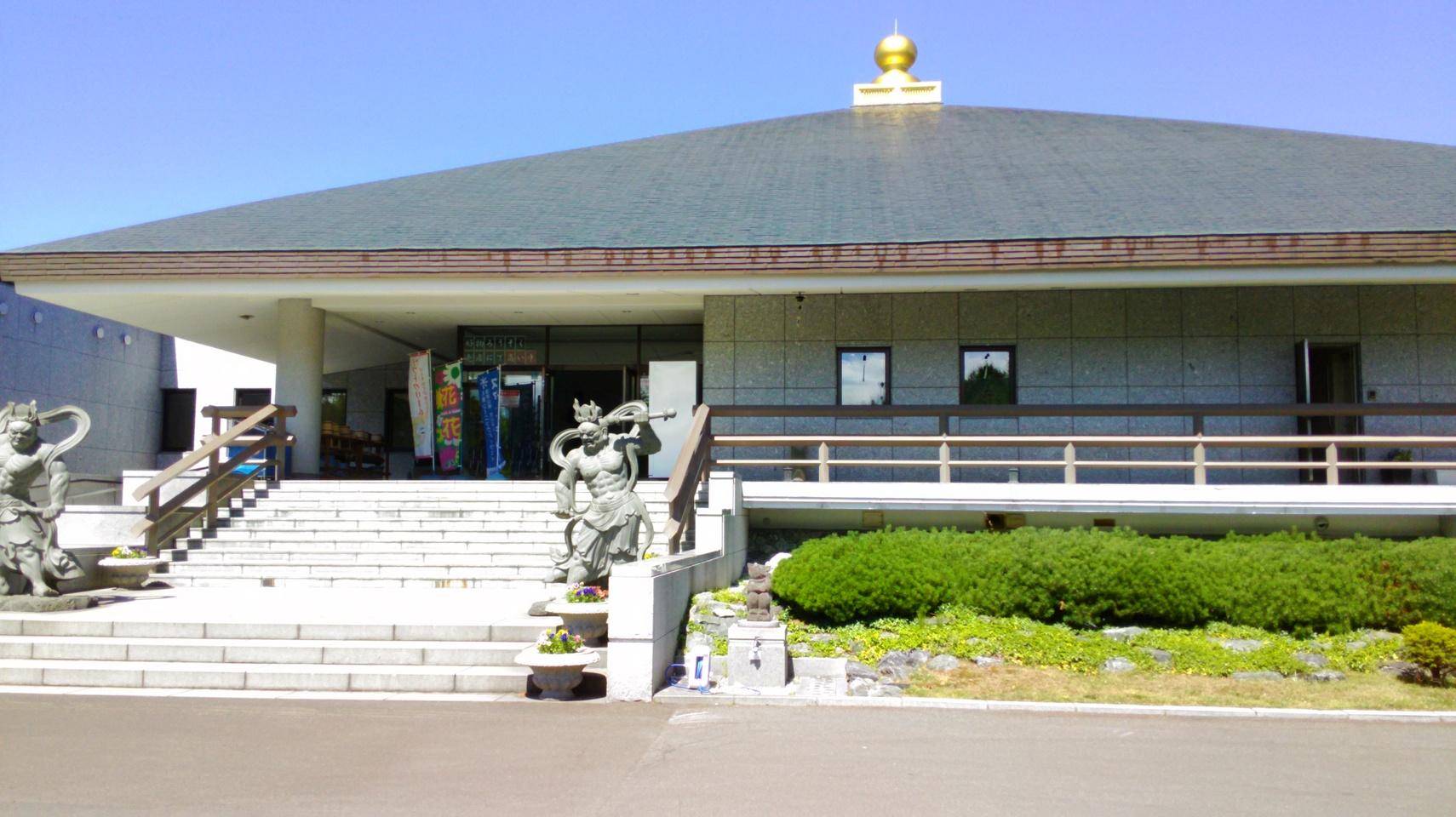 滝野霊園ロビー喫茶店