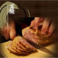 良質な豚肉を使用した【ジューシーな叉焼】