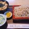 柏屋 - 料理写真:ミニ親子丼セット