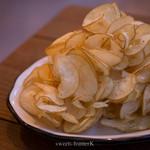 BROOKLYN RIBBON FRIES - シーソルト&粗挽き胡椒