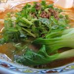 チャオバンブー - 沙茶麺アップ