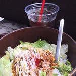 長谷食堂 - タコライスセット