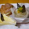 洋菓子喫茶ミノン - 料理写真:ケーキ~☆