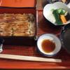 萩栄 - 料理写真:うな重(うなぎ約70g、きもすい付)