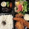 西洋軒 - 料理写真:洋食幕の内弁当(2015-7)