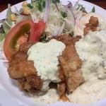 ボンバーキッチン - 鶏南蛮定食