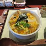 40054650 - ミニ親子丼。690円
