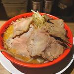 野郎ラーメン - 味噌豚野郎(極太麺)