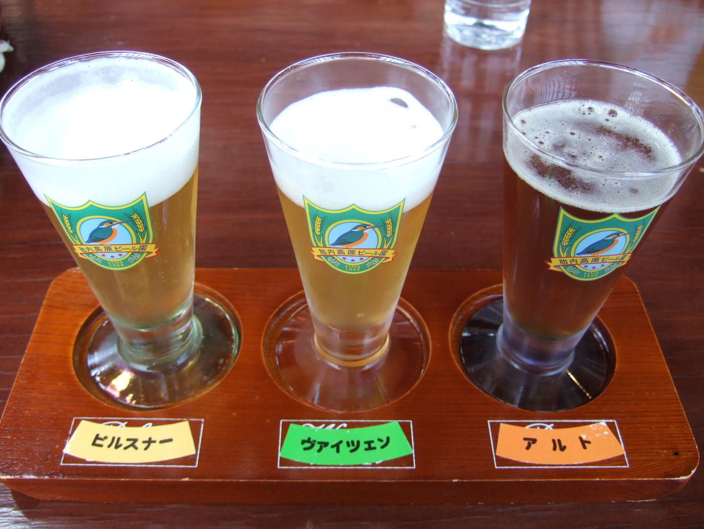 山の駅 胎内高原ビール園