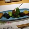 喜多郎寿し - 料理写真:突き出し
