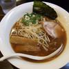 金剛 - 料理写真:中華そば 細麺 中