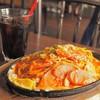 マードレ イタリアーナ - 料理写真:鉄板焼き ナポリタン