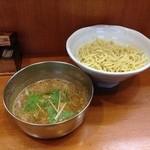 麺家 とき田 - 20150627 濃厚つけ麺