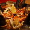 バル・バロッサ - 料理写真:魚介のパエジャ2480円