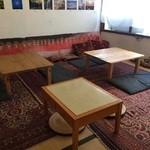 やさい食堂 堀江座 - 2Fは、座敷になってます