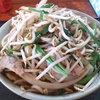 本家 亀そば - 料理写真:アグー肉ソバ