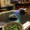 ざ・いざかや - 料理写真:店内&枝豆