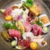 笹すし - 料理写真:お造り盛り合わせ