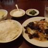 祥龍房 - 料理写真:白菜ときくらげ炒め(600円定食)